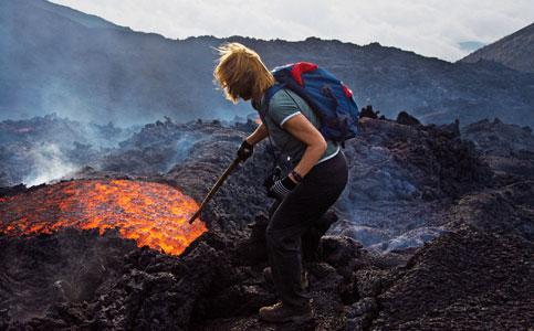 Guatemala Lava Report   OX Experts in Adventure Guatemala